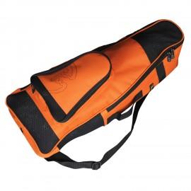 Batoh  iQ ABC Bag Bites oranžová