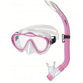 Šnorchlovací SET SHARKY Mares růžový