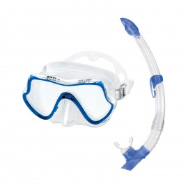 Šnorchlovací  SET PURE VISION Mares modrý