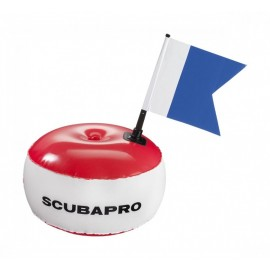 Bójka s vlajkou SCUBAPRO