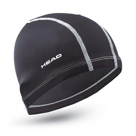 Plavecká čepice HEAD NYLON-SPANDEX BK