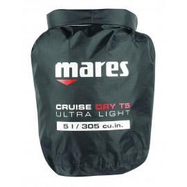 Lehký vodotěsný vak MARES CRUISE DRY ULTRA LIGHT T-LIGHT 5L