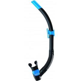 Šnorchl REBEL FLEX Mares černá/modrá