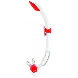 Šnorchl  REBEL SPLASH Mares bílá/červená