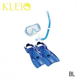 Set Mini-Kleio Hyperdry TUSA  pro mládež modrá