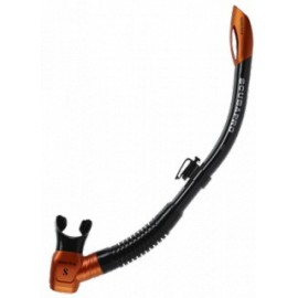 Šnorchl SPECTRA SCUBAPRO černá/bronzová oranžová