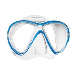 Maska X-VU LiquidSkin Mares bílo/modrá