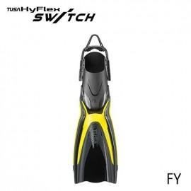 Ploutve TUSA HyFlex SWITCH