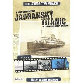DVD Svědectví vraků I. a II. díl
