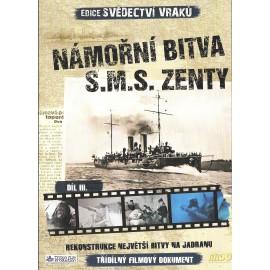 Námořní bitva S.M.S Zenty