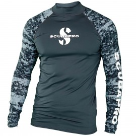 Triko SCUBAPRO UPF 50 RASH GUARD, LONG SLEEVE, MEN