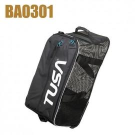 Síťovaná taška na kolečkách Roller Mesh Bag TUSA
