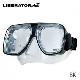 Maska LIBERATOR Plus TUSA černá/čirá