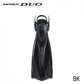 Ploutve TUSA Imprex Duo černé