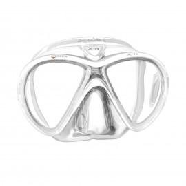 Maska X-VU LiquidSkin Sunrise bílo/stříbrná