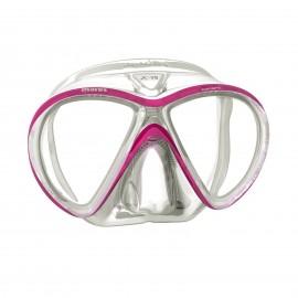 Maska X-VU LiquidSkin Sunrise bílo/růžová