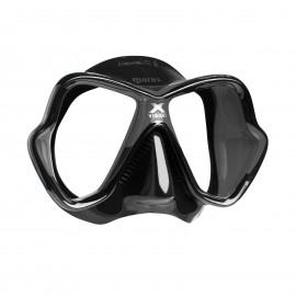 Maska X-ViSiON ULTRA LiquidSkin Mares černá