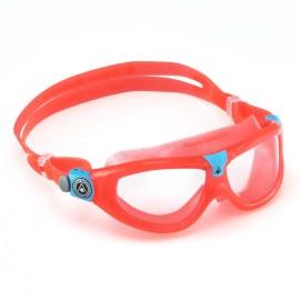 Plavecké brýle Aqua Sphere SEAL KID 2 XB červená