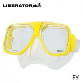 Maska LIBERATOR Plus TUSA žlutá