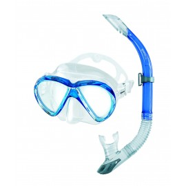 Šnorchlovací set Mares MAREA maska + šnorchl Modrá