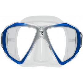 Maska Scubapro SPECTRA  čirá/modrá-stříbrná