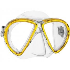 Maska X-VU Mares žlutá
