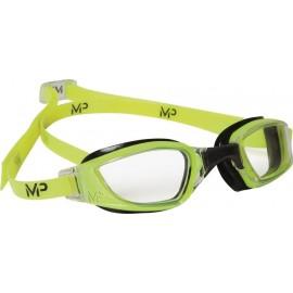 Plavecké brýle Michael Phelps XCEED čirý zorník
