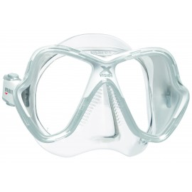 Maska X-VISION Mares bílá