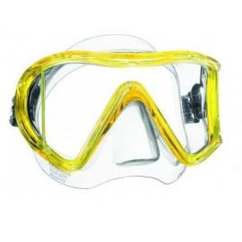 Maska i3 Mares žlutá