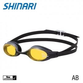 Plavecké brýle SHiNARi ViEW AB oranžové
