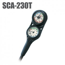 Konzole SCA-230T Platina 2 gauge console TUSA