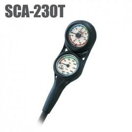 Konzole Platina 2 gauge  TUSA