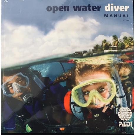 Manuál Open Water Diver s RDP CZ