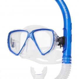 Set maska + šnorchl CURRENTS COMBO PRO SCUBAPRO modrý