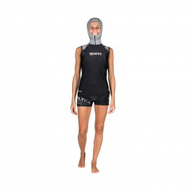 Vesta Mares  ULTRA SKIN Sleeveless with Hood - She Dives