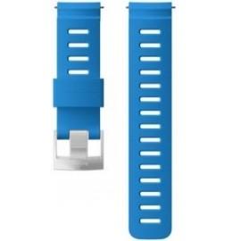 Řemínek silikonový k D5 SUUNTO 24mm DIVE 1 modrý