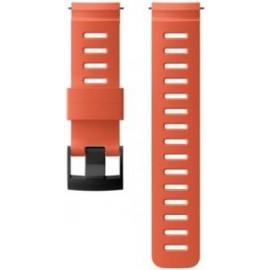 Řemínek silikonový k D5 SUUNTO 24mm DIVE 1 červený
