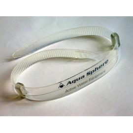Řemínek k plaveckým brýlím 16mm AQUA SPHERE