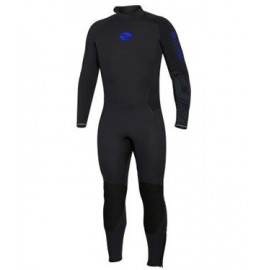 Oblek BARE Velocity Full, Mens 5mm blue