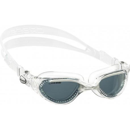 Plavecké brýle Cressi FLASH white/smoked lenses