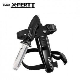 Nůž TUSA FK-920 X-Pert II (Blunt Tip Blade) BK