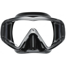 Maska CRYSTAL VU SCUBAPRO black/silver/black