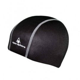Aqua Sphere plavecká čepice EASY CAP JUNIOR černá