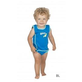 Neoprenový oblek Baby Wrap Mares modrý