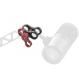 Adapter  flex-connect 1-inch Ball Clamp SeaLife