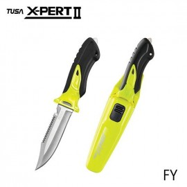 Nůž TUSA FK-910 X-Pert II (Drop Point Blade) FY