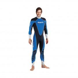 Oblek Wetsuit Pro Photo MARES Blue