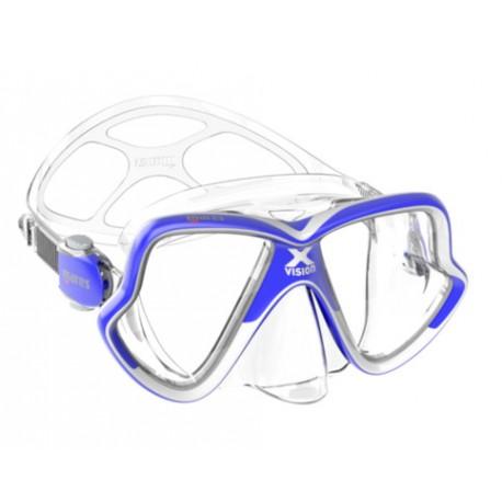 Maska X-Vision MID 2.0 Mares modrá