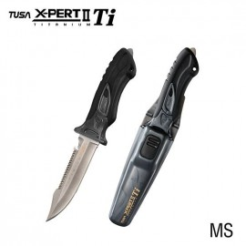 Nůž TUSA FK-940 X-PERT II Titanium MS