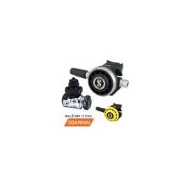 Automatika SCUBAPRO MK 17 EVO/G260/R195 + MK 17 EVO DIN